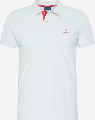 GANT Shirt in de kleur Rood / Wit: Vooraanzicht