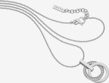JETTE Collier 'Swing' in Silber
