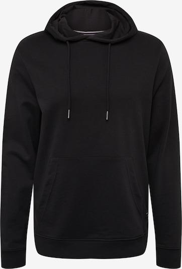 Only & Sons Sweatshirt 'Winston' in de kleur Zwart: Vooraanzicht