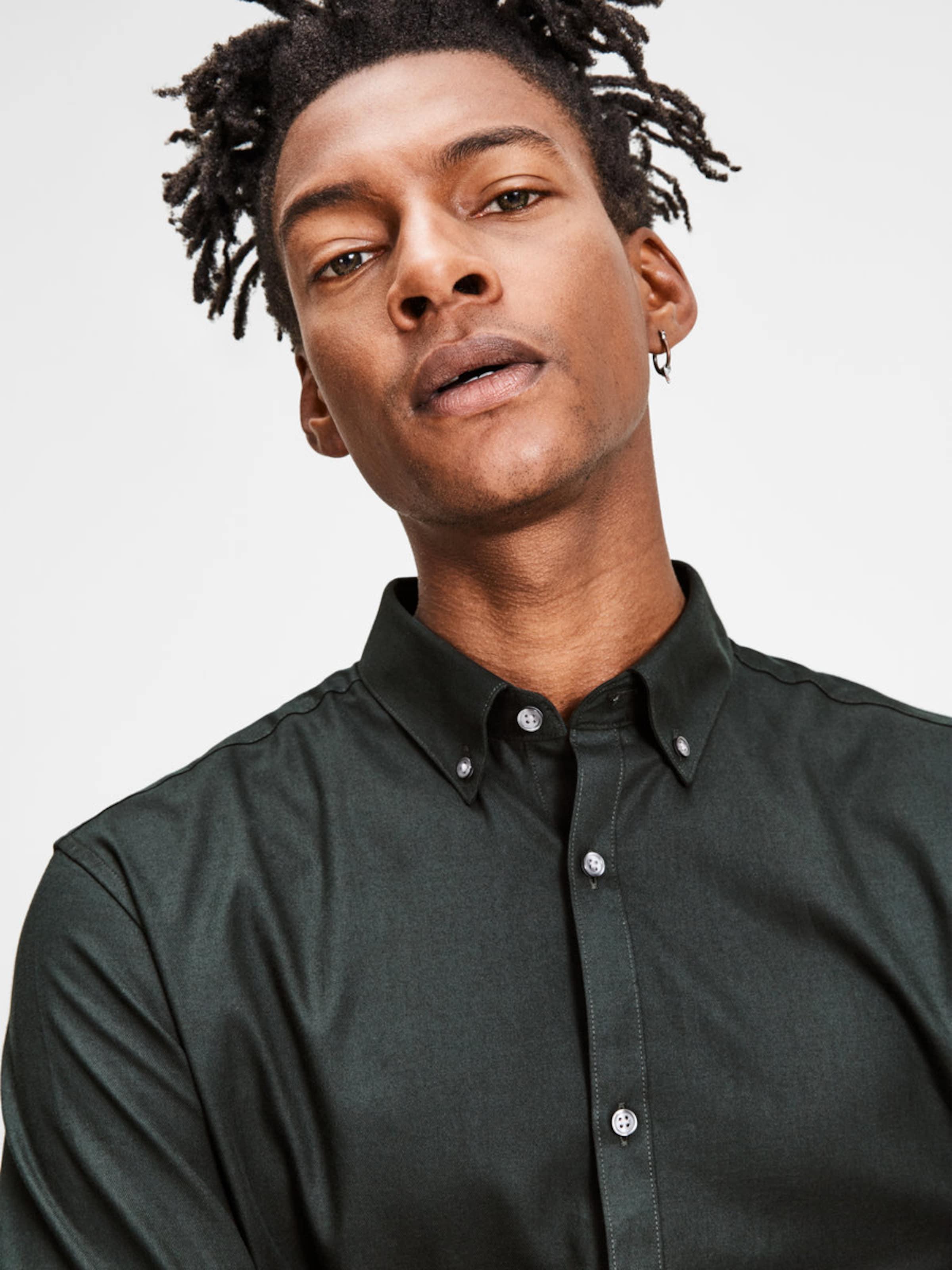 Rabatte Verkauf Online Rabatt Mode-Stil JACK & JONES Essentielles Langarmhemd jYRPqu