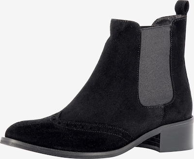 EVITA Reiterstiefelette in schwarz, Produktansicht