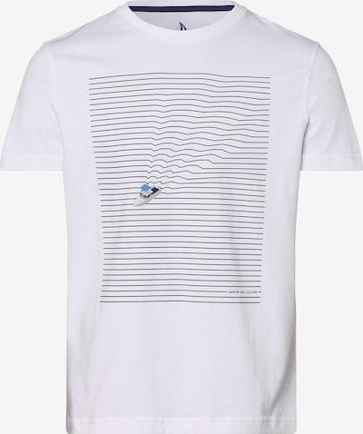 Andrew James T-Shirt in mischfarben / weiß, Produktansicht