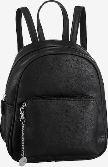 J. Jayz Rucksack in schwarz, Produktansicht