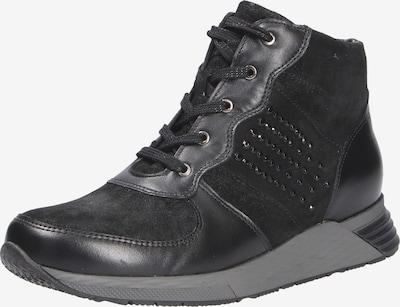 WALDLÄUFER Stiefelette in schwarz, Produktansicht
