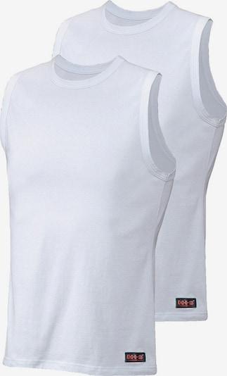 H.I.S Muscleshirt (2 Stck.) in weiß, Produktansicht