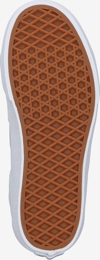 VANS Sneaker 'SK8-Hi Platform 2.0' in weiß: Ansicht von unten