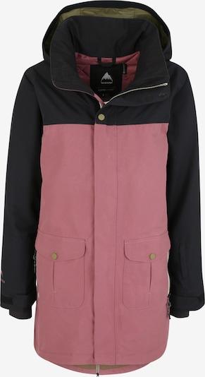 BURTON Snowboardjacke 'Gore Eyris' in rosé / schwarz, Produktansicht