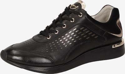 SIOUX Sneaker ' Malosika-700 ' in gold / schwarz, Produktansicht