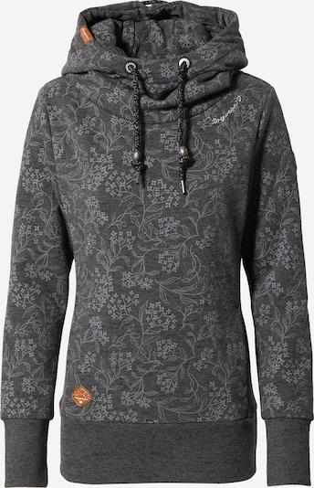 Ragwear Sweatshirt 'YODA' in schwarz / weiß, Produktansicht
