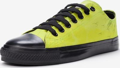 Ethletic Sneaker in gelb / schwarz, Produktansicht
