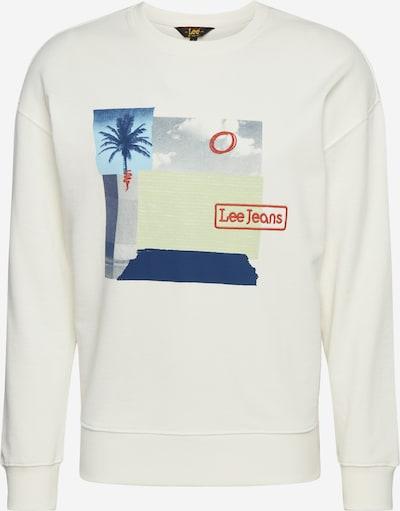Lee Sweatshirt in de kleur Ecru / Gemengde kleuren, Productweergave