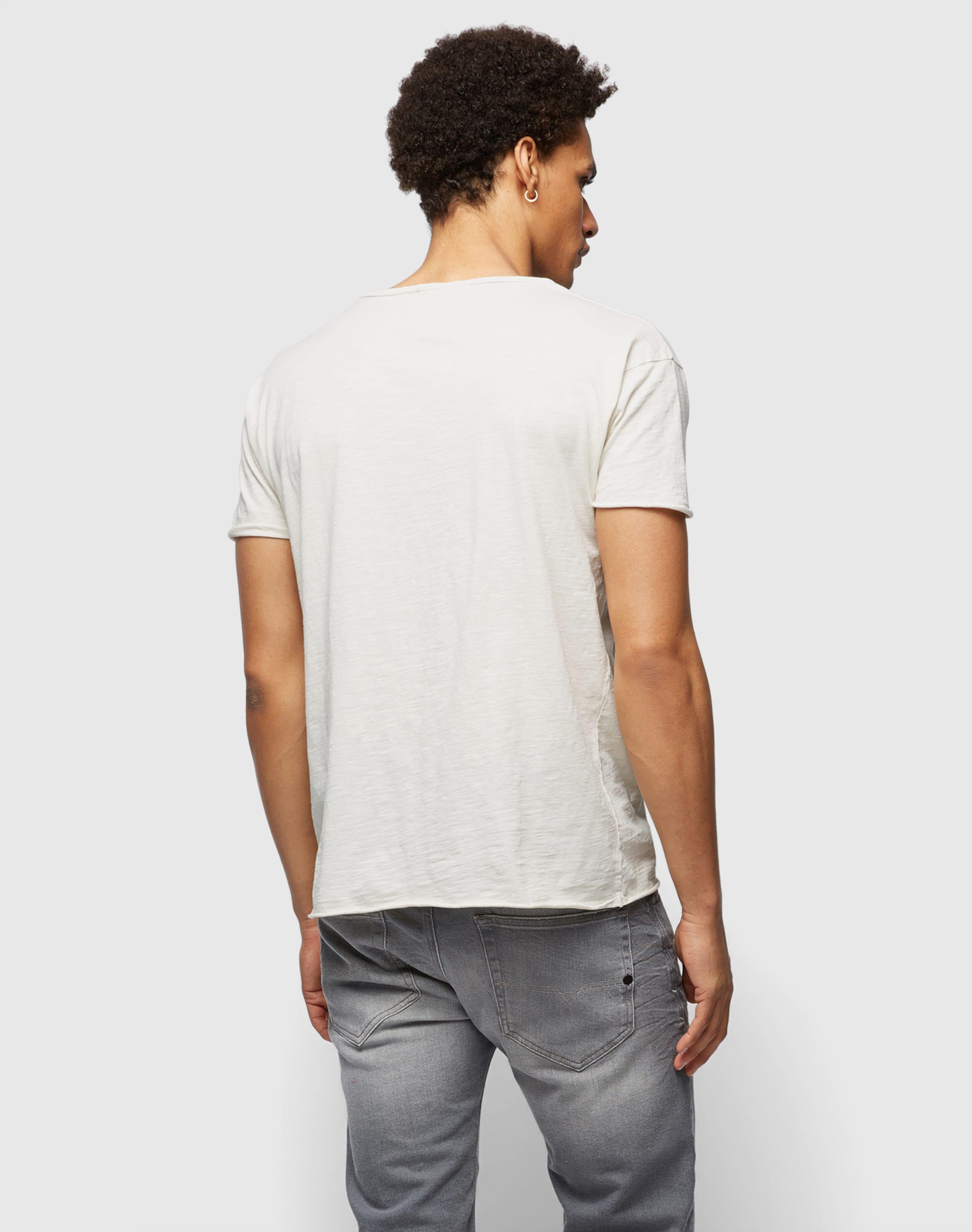 Freies Verschiffen Wiki Günstig Kaufen Viele Arten Von Nudie Jeans Co T-Shirt 'Roger Slub' tDgRvRpkzx