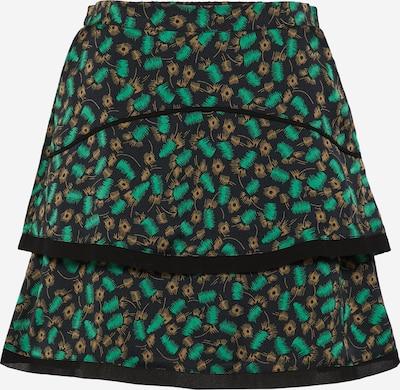 Aaiko Rock in grün / schwarz, Produktansicht