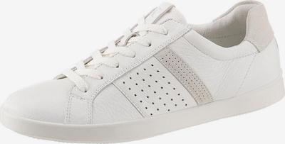 ECCO Sneaker in beige / weiß, Produktansicht