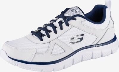 SKECHERS Sneaker 'Track-Scloric' in navy / weiß, Produktansicht