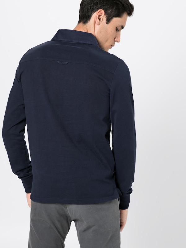 shirt Rugger' Gant Heavy Bleu Marine T 'the Original En wOZuTPkXi