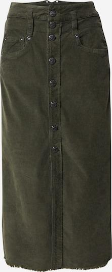 Herrlicher Rok 'Palita' in de kleur Olijfgroen, Productweergave