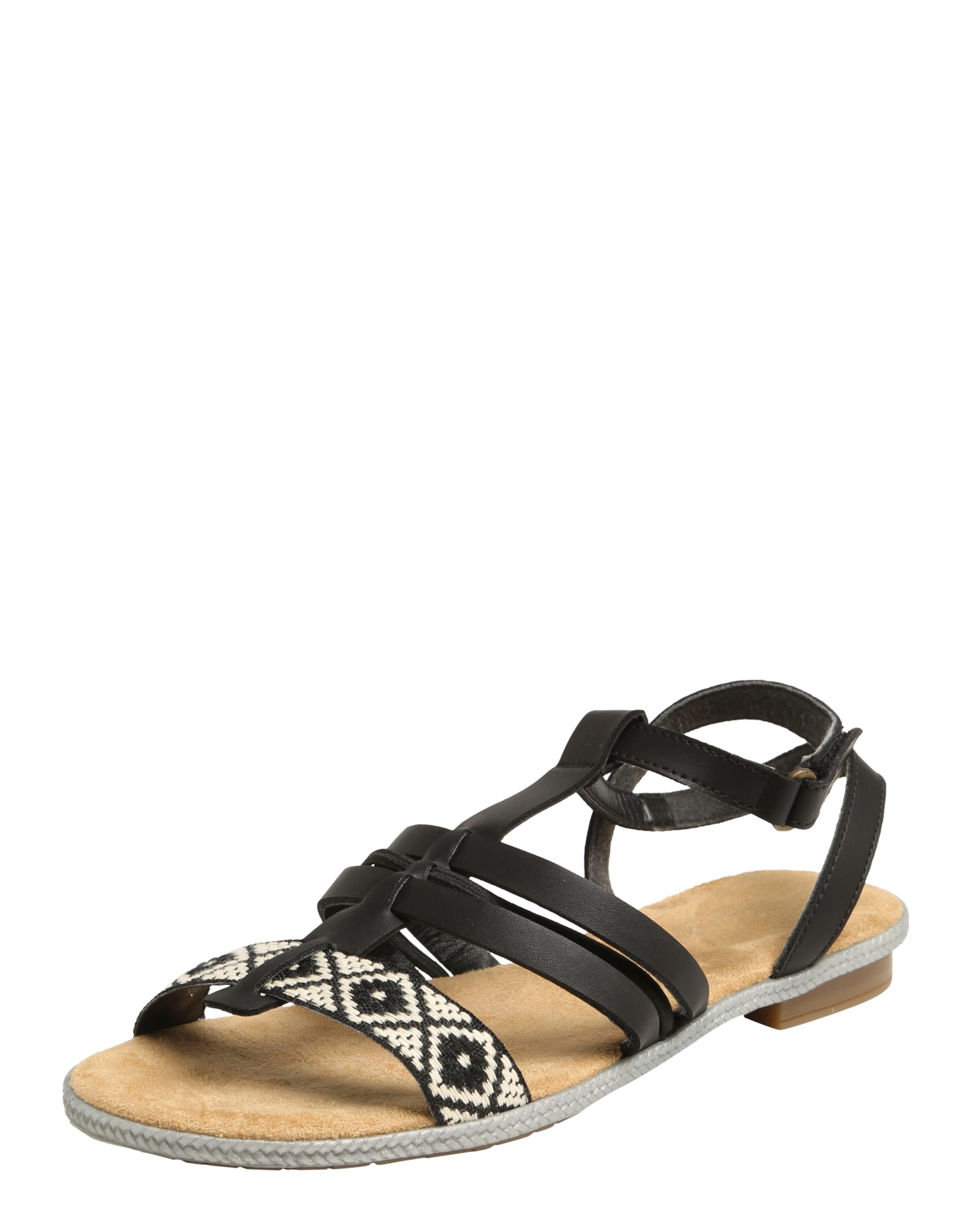 Haltbare Mode billige Schuhe RIEKER | Römersandale Schuhe Gut getragene Schuhe