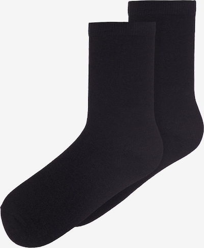 NAME IT Socken in schwarz, Produktansicht