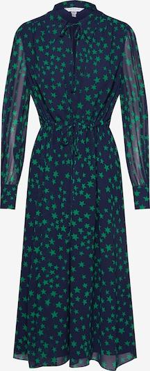 L.K.Bennett Košeľové šaty 'AMELIE' - námornícka modrá / zelená, Produkt