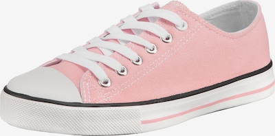 ambellis Sneaker in pink / weiß, Produktansicht