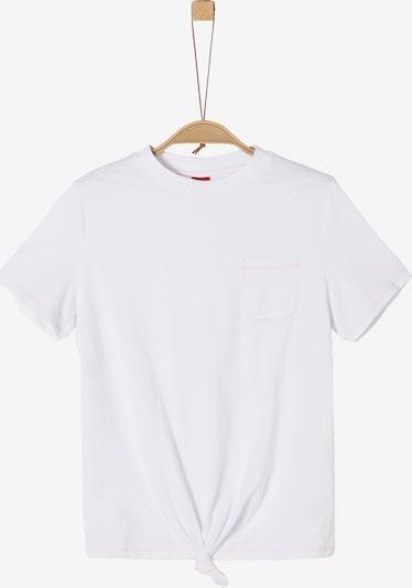 s.Oliver Koszulka w kolorze białym, Podgląd produktu