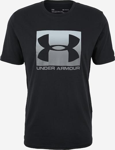 UNDER ARMOUR Shirt 'Boxed' in schwarz, Produktansicht