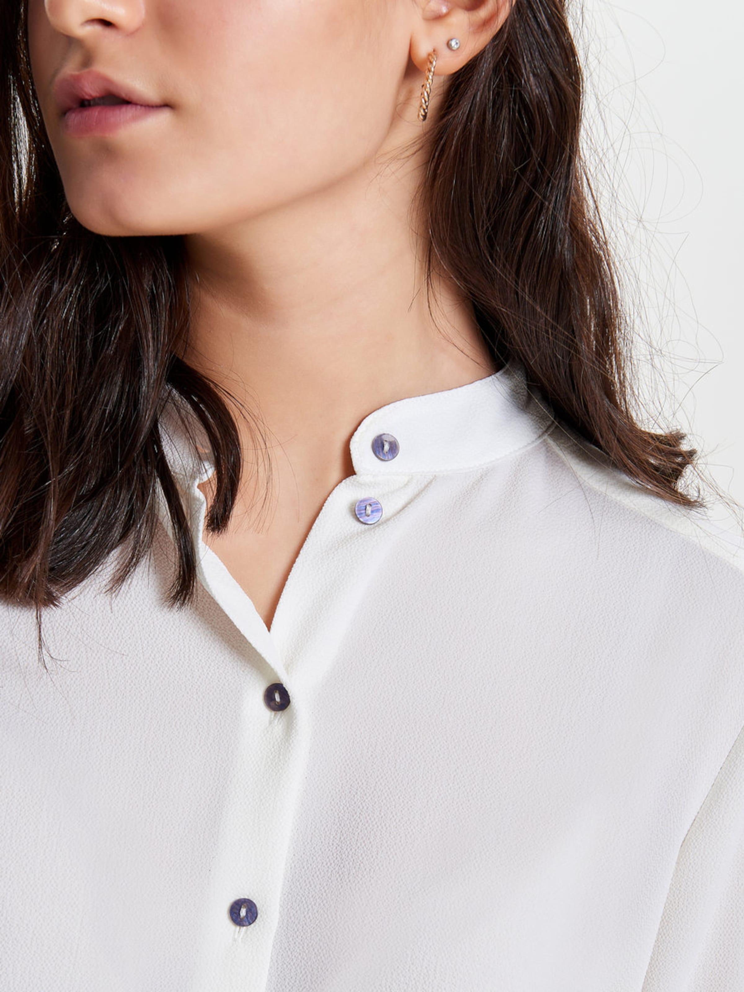 JACQUELINE de YONG Einfarbiges Langarmhemd Verkauf Beste Geschäft Zu Erhalten Freies Verschiffen Wählen Eine Beste hvXXI