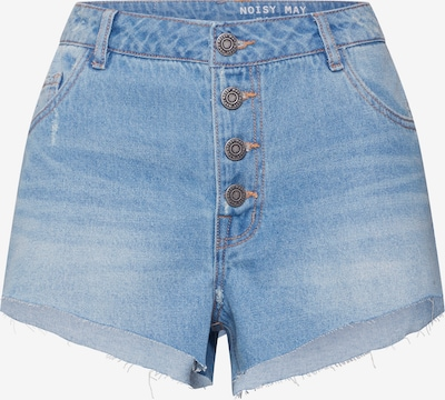 Noisy may Shorts 'Mason' in blue denim, Produktansicht