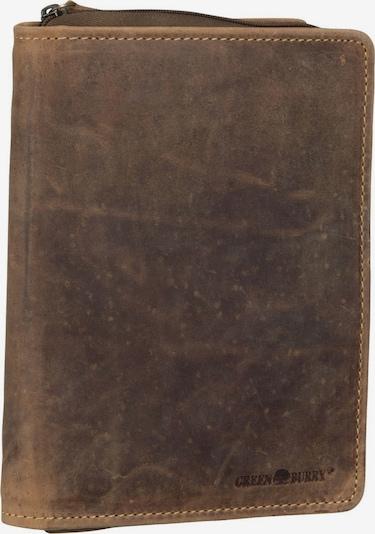 GREENBURRY Schreibmappe 'Vintage' in braun, Produktansicht