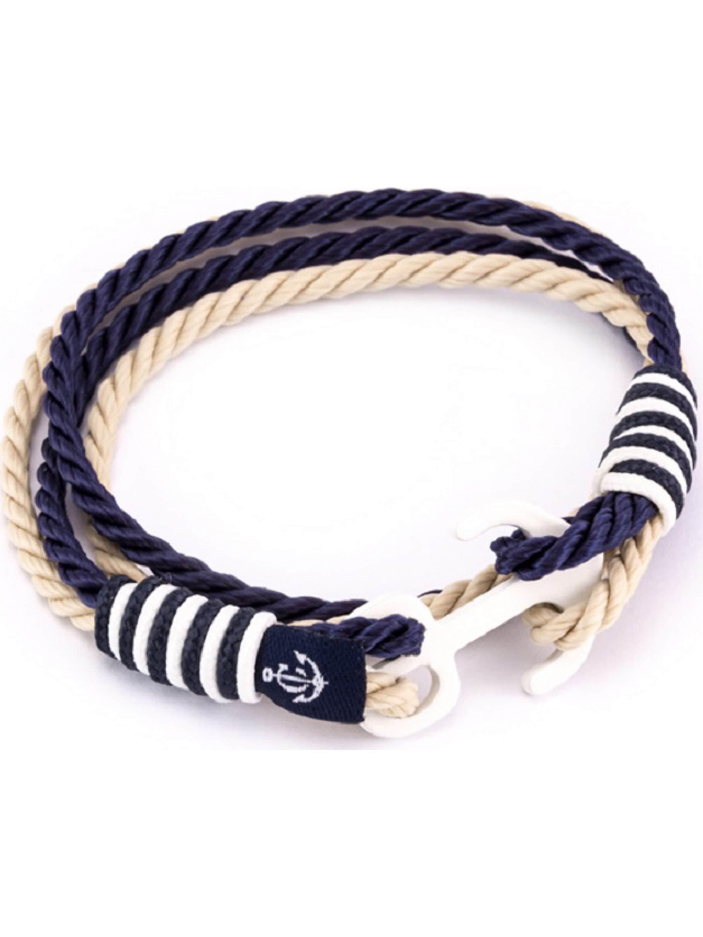 Armband BeigeNachtblau Weiß Nautics In Constantin 3qcSA5j4RL