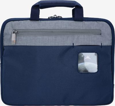 EVERKI Sleeve Laptophülle in navy / graumeliert, Produktansicht