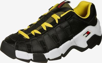 Tommy Jeans Sneakers laag ' Heritage Chunky ' in de kleur Zwart, Productweergave