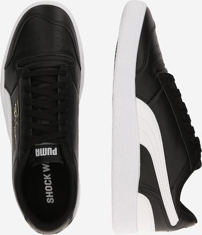 PUMA Sneaker 'Ralph Sampson Lo' in schwarz / weiß: Seitenansicht