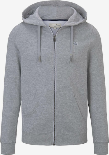 TOM TAILOR DENIM Sweatshirt in graumeliert, Produktansicht