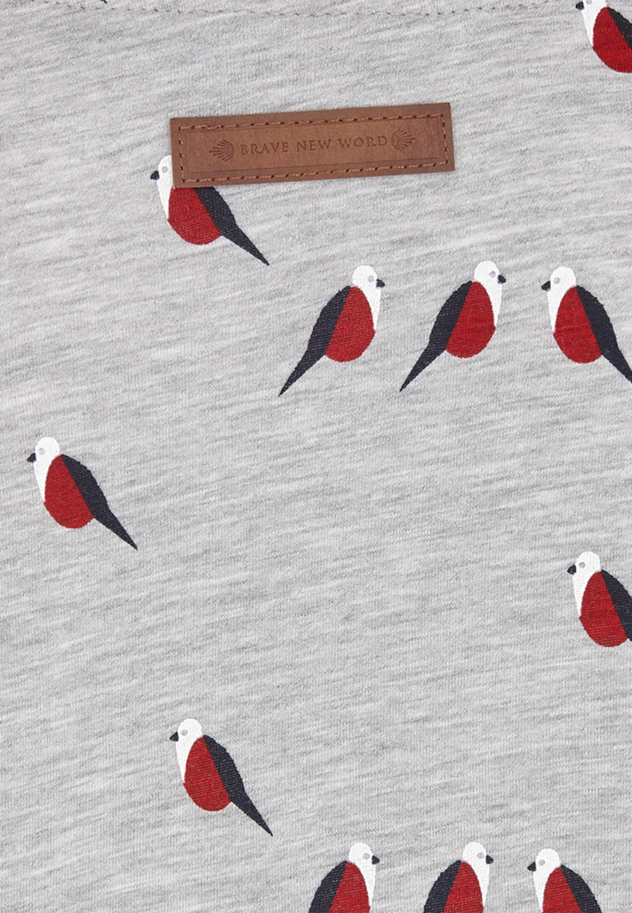 naketano Female Sweatshirt 'Yamuk des Grauens' Freier Versandauftrag Um Zu Verkaufen Rabatt Niedriger Versand Auslass Gut Verkaufen 4X89iD42O6
