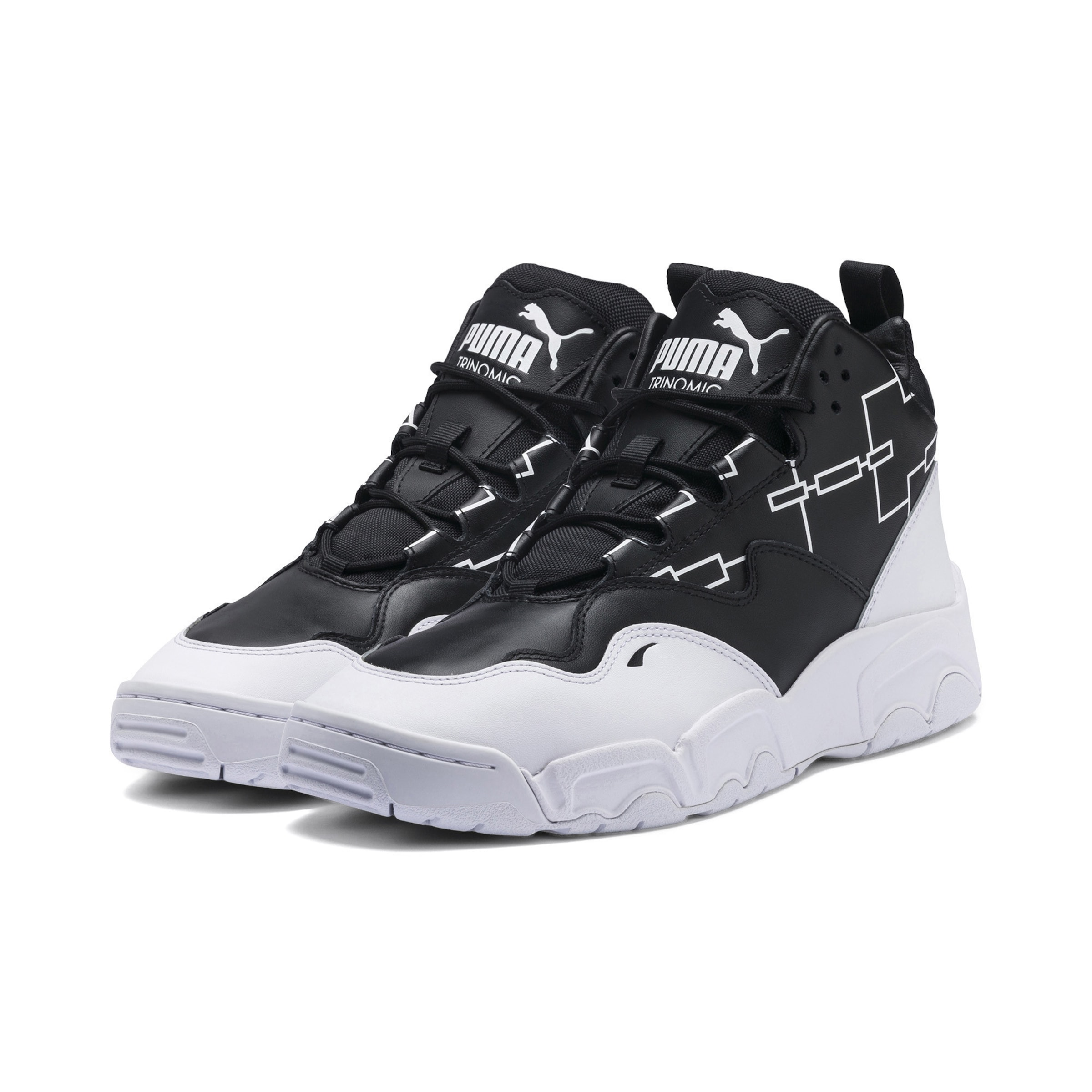 'source Mid Bracket' In Sneaker SchwarzWeiß Puma QrxsdhCt
