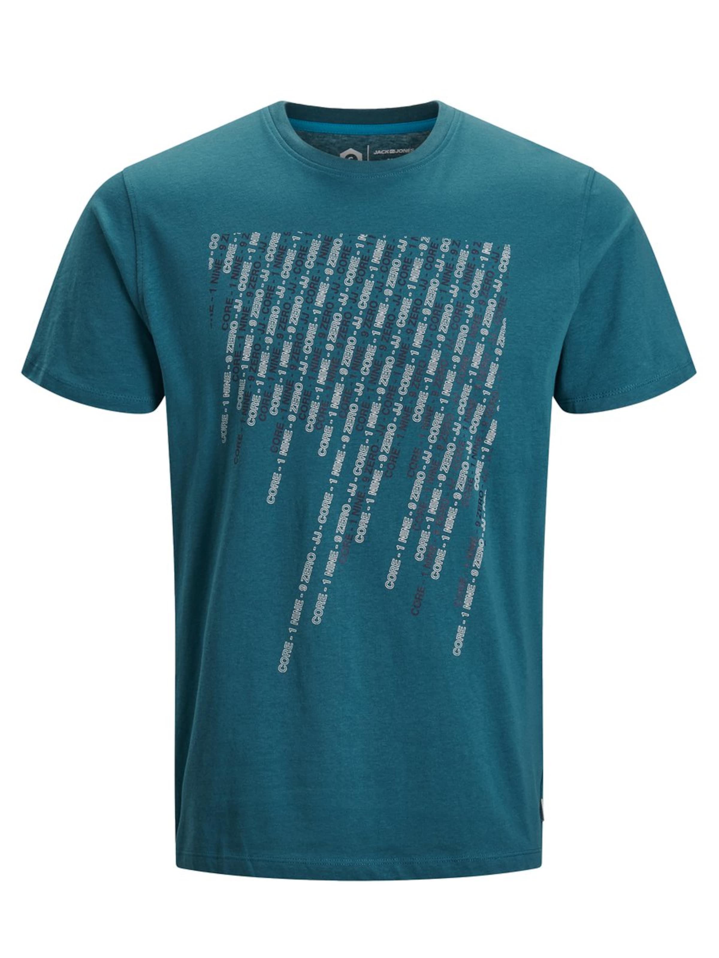 In T Weiß TürkisSchwarz Jackamp; shirt Jones KlJTF13c