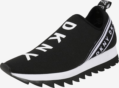 DKNY Sneakers low 'ABBI' in black, Item view