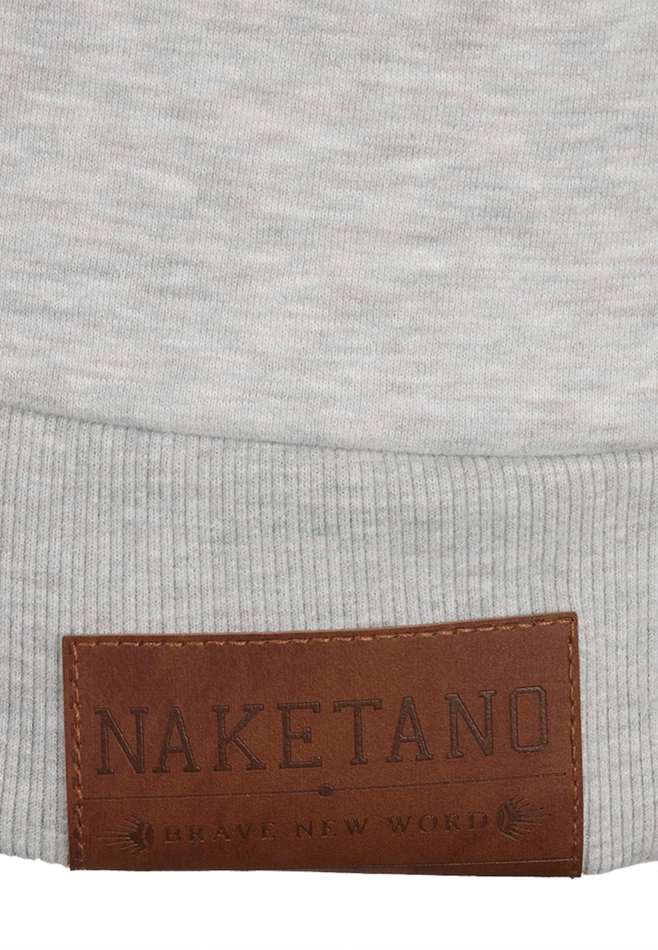 naketano Zipped Jacket 'Ivic VIII' 100% Original Günstiger Preis Verkauf Erstaunlicher Preis Bester Verkauf Verkauf Online Geringster Preis Eastbay Verkauf Online Urqr4LMKD