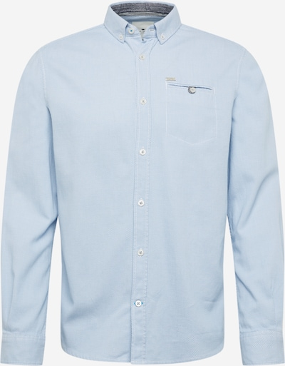 TOM TAILOR Hemd 'ray casual dobby shirt' in hellblau, Produktansicht