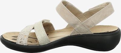 ROMIKA 206 Komfort-Sandalen in naturweiß, Produktansicht