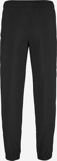 PUMA Sporthose 'ESS WOVEN PANTS' in schwarz / weiß, Produktansicht