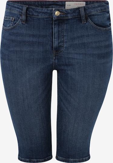 Esprit Curves Džínsy '049EE1C016 SHORTS' - modrá denim, Produkt