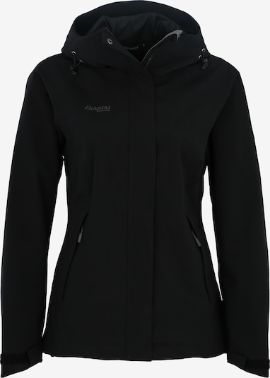 fekete Bergans Kültéri kabátok 'Ramberg W Jacket', Termék nézet
