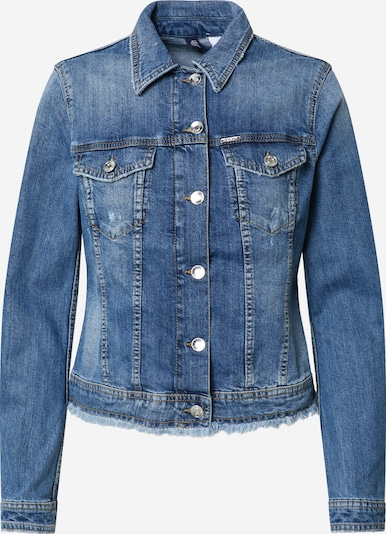LIU JO JEANS Jeansjacke 'Minnie' in blue denim, Produktansicht