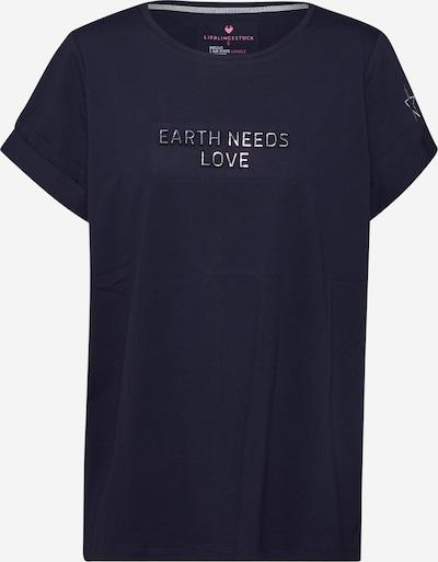LIEBLINGSSTÜCK T-Krekls pieejami kamuflāžas, Preces skats