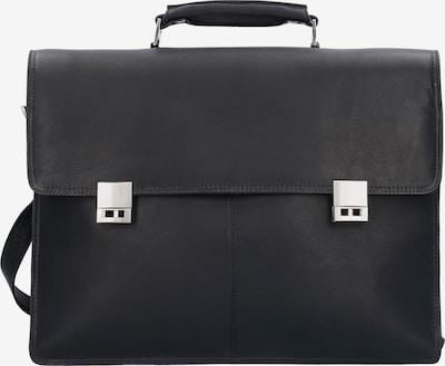 Harold's Aktentasche 'Country II' in schwarz, Produktansicht