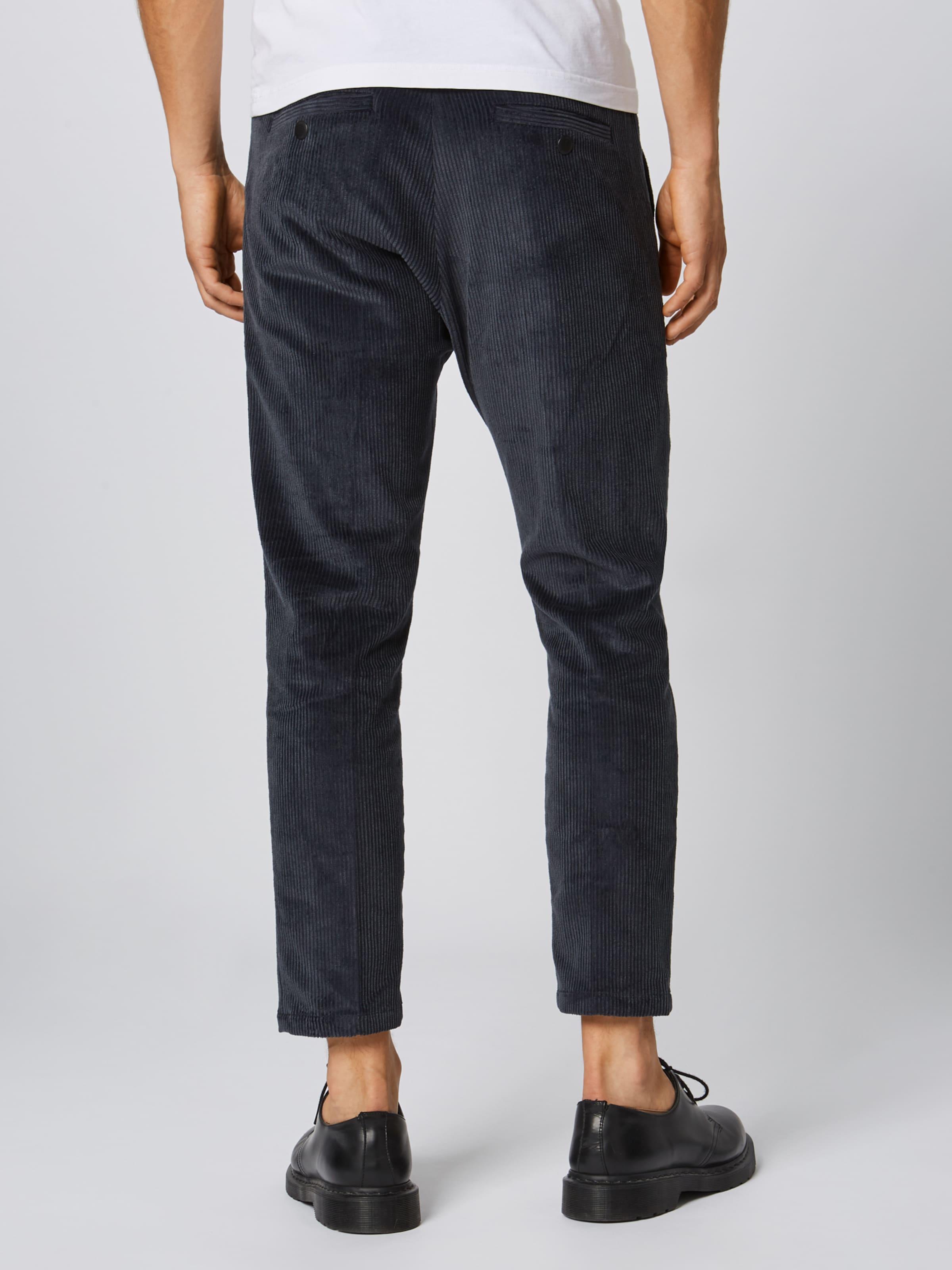 En Foncé Pantalon Drykorn Bleu 'jeger' VqzSUMGp