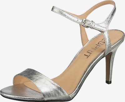 ESPRIT Sandale 'Valerie' in silber, Produktansicht